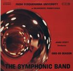 From Susquehanna University The Symphonic Band 1968-69 season