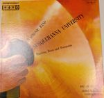 Susquehanna University Symphonic Band, Marching Brass and Percussion 1967-68 Season