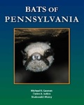 Bats of Pennsylvania by Michael R. Gannon, Carlos Alberto Iudica, and Shahroukh Mistry